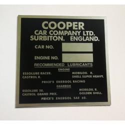 Cooper body tag