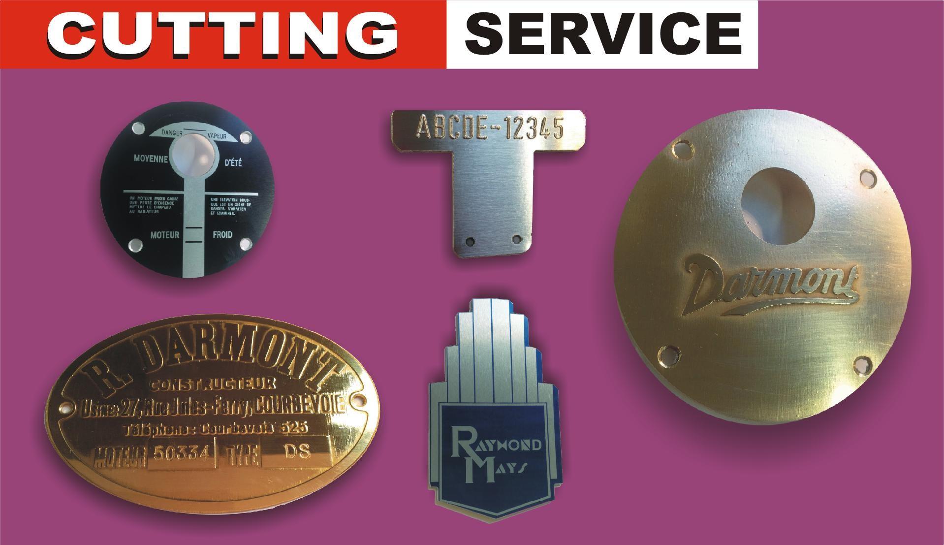 Cutting Service