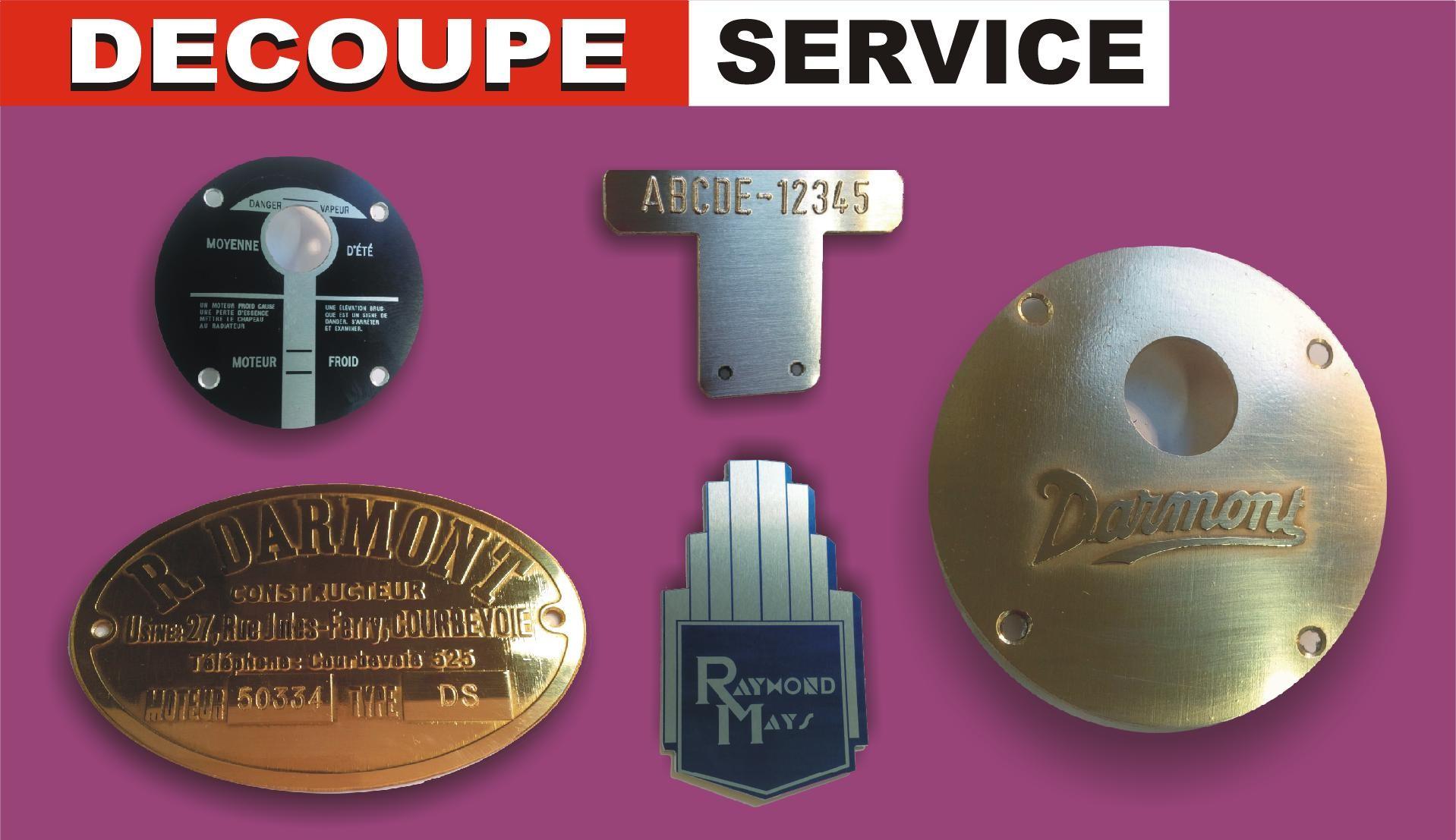 Découpe Service